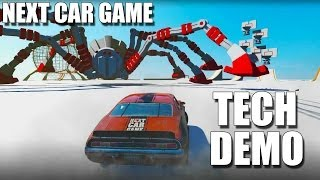 Next Car Game - Full Tech Demo (PC)