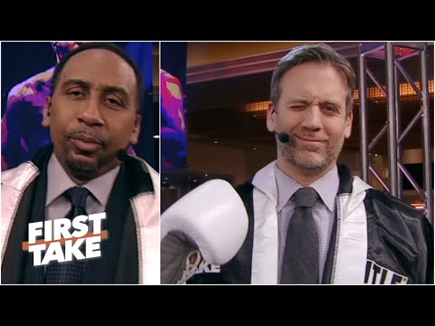 First Take debates Deontay Wilder vs. Tyson Fury II