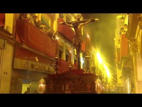 Santísimo Cristo de Burgos en Sierpes. Semana Santa Sevilla 2014. Miércoles Santo