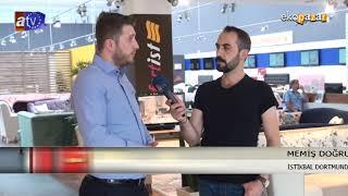 ALMANYA İSTİKBAL MOBİLYA MUSTAFA SARAY   ATV EKOPAZAR 13 AĞUSTOS 2017