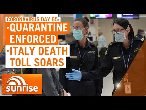 Coronavirus: The latest COVID-19 news on Sunday, March 29 (AM update) | 7NEWS