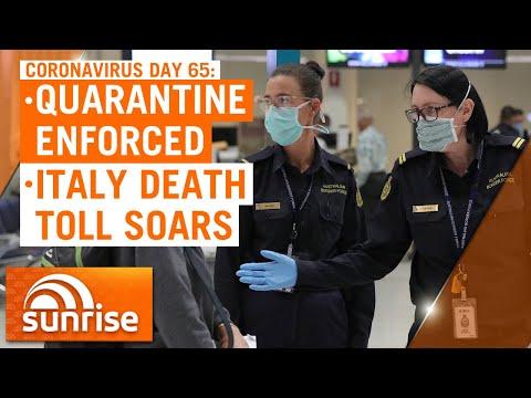 Coronavirus: The Latest COVID-19 News On Sunday, March 29 (AM Update) | 7NEWS