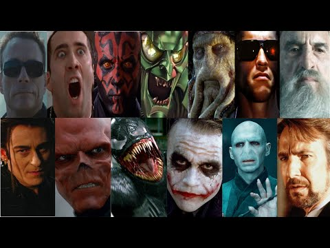 Defeats of My Favorite Movie Villains - YouTube