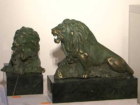 Дилян Хубанов, скулптура