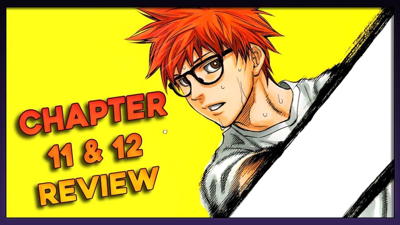 Suzaku Kyousuke The Emperor Robot X Laserbeam Chapter 11 12