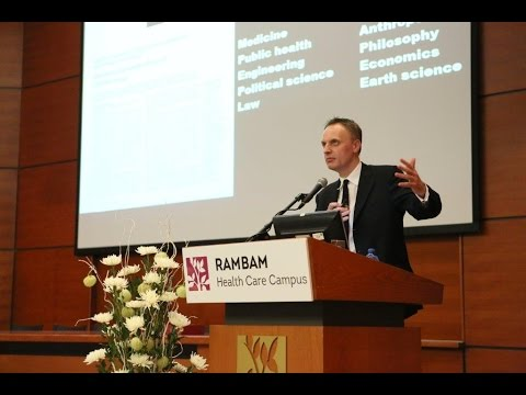 "Prof. Richard Horton's ""Turning Point"" Lecture"