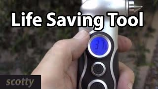 A Little Tool That Can Save Your Life