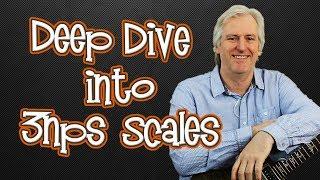 Deep Dive into 3nps Guitar Scales - Part 1