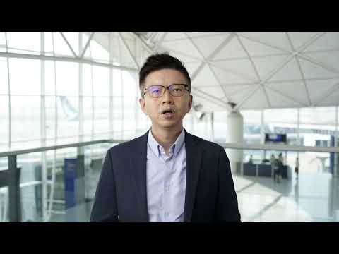 #MoveBeyond the storm, together - A message from Ronald Lam, Cathay Pacific