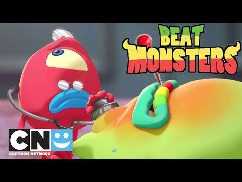 Fièvre de monstre | Beat Monsters | Cartoon Network