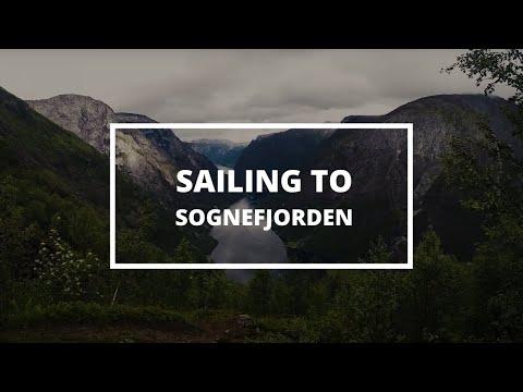 Sailing Hispaniola - Sognefjorden tur/retur