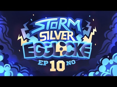 HOW DID SHE HIT SHEER COLD?! - Pokémon Storm Silver Egglocke w/ Supra! Episode #10