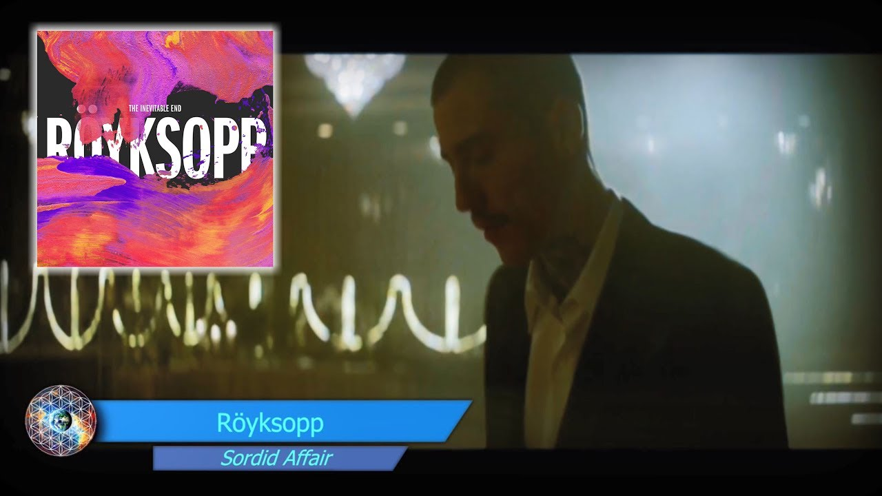 Royksopp i had this thing перевод