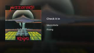 Provided to YouTube by Phonofile Check it in · Mezzoforte Rising ℗ ...