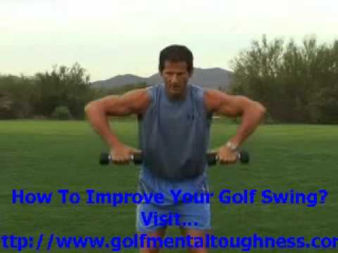 Golf Shoulder Exercises To Improve Backswing And Prevent Injury