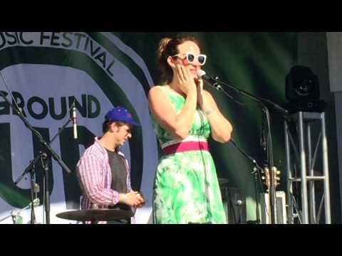 GroundUP Festival I : Becca Stevens & Friends  live Feb-2017