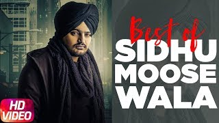 Best Of Sidhu Moose Wala   Deep Jandu   Ninja   JukeBox   Latest Punjabi Songs 2018