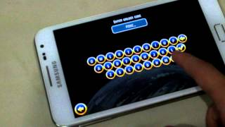 Angry Birds Star Wars How to Unlock App Content Code on Android - Demo on Samsung Galaxy Note 2012