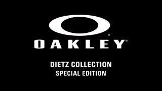 Oakley Standard Issue- James Dietz Collection