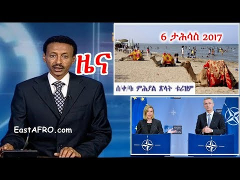 Eritrean News ( December 6, 2017) |  Eritrea ERi-TV
