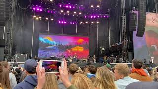 Tyler Childers Feathered Indians At Austin City Limits 2019 Weekend 2