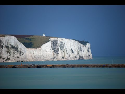 Places to see in ( Dover - UK ) White Cliffs of Dover