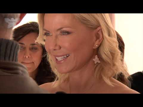 Backstage KEEP ME JEWELS new campaign 2018 with Katherine Kelly Lang