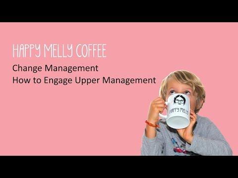 Change Management How Can We En Upper Level Management