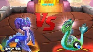 My Super Hero! Dragon Mania Legends Attack VS Dragon, Dragon Mania Legends Walk through