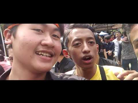 #Vlog Pensi SMA Sumatra 40 Bandung 2K18