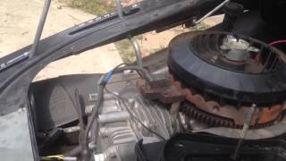 Fixing a briggs 12hp flathead engine with no compression