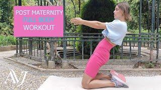 Post maternity full body workout Как быстро Похудеть После Родов