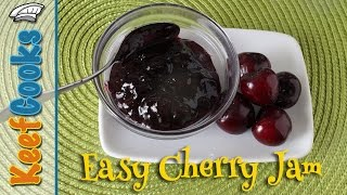 Easy Cherry Jam Recipe