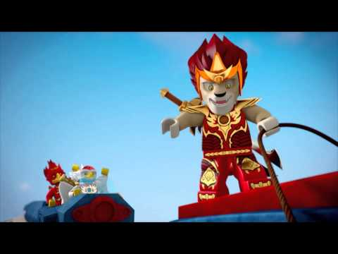 LEGO® LEGENDS OF CHIMA™ - Ep33 Blooper02