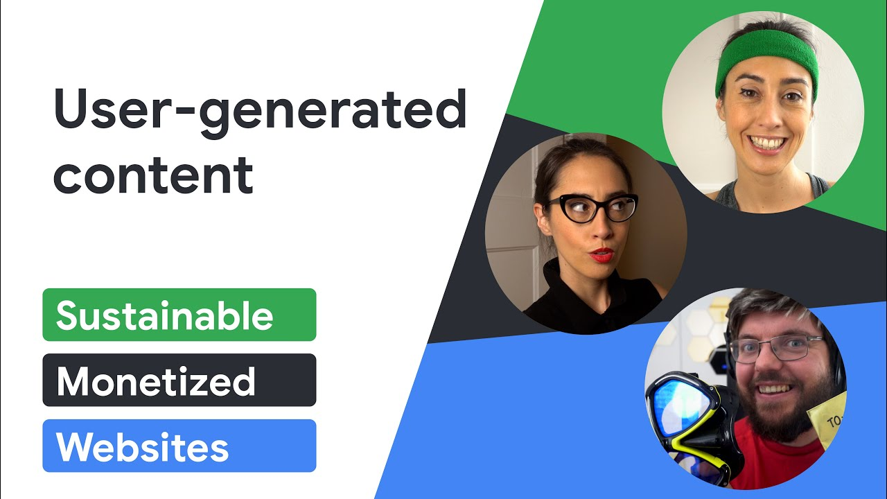 What is User Generated Content