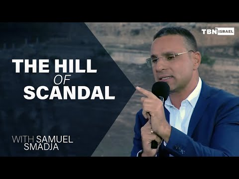 Amir Tsarfati Guides Us Through Jerusalem From The TBN Studio