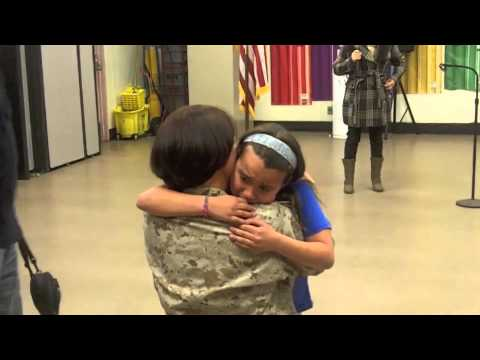 A special reunion at Livingston's Campus Park Elementary