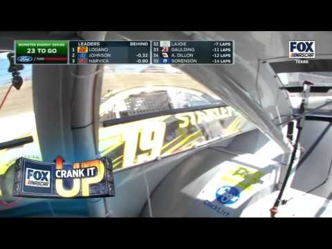 2017 MENCS O'really Auto Parts 500 - CRANK IT UP