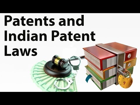 Patents and Indian Patent Laws - Intellectual property rights IPR & their significance Mp3