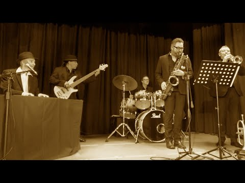 The Jazz Soul Boogie Band - Swing Quintet - Jazz For Dancing