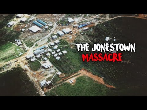 The Story of The Jonestown Massacre