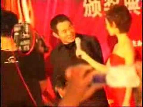 Jet Li at 26th Golden Roaster Movie Award