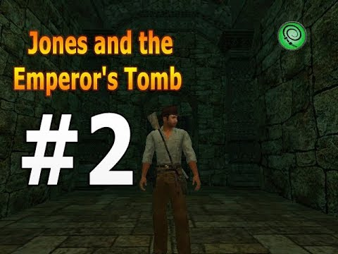 Прохождение Indiana Jones and the Emperor's Tomb на русском часть 2