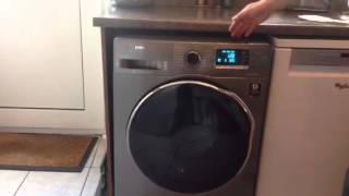 Samsung washer/dryer WD80J6410AX