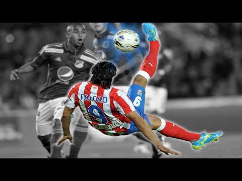 RADAMEL FALCAO 🇨🇴 Top 10 goals of his career