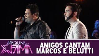 Máquina da Fama (19/10/15) - Amigos de longa data cantam Marcos e Belutti