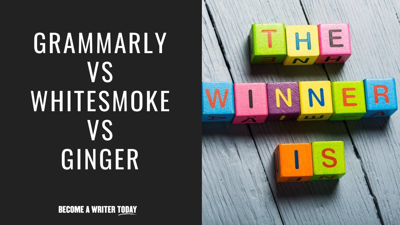 Everything about Grammarly Vs Ginger