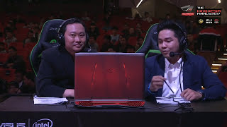 ROG Masters Indonesia Finals 2017 Day 1