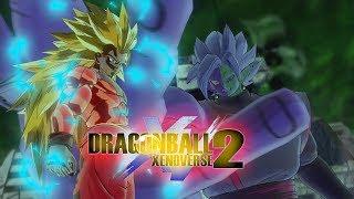 Dragon Ball: XV2 - Raid Quest - Demented Deity