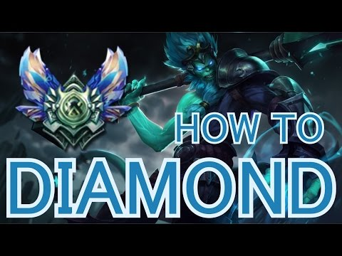 THE 3 RULES to DIAMOND - League of Legends S6 Tips / Commentary
